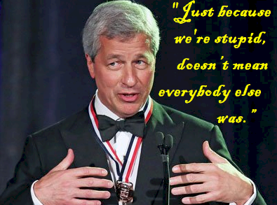 dimon selling gold
