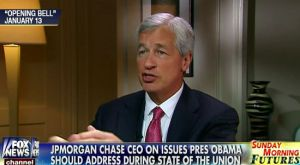 Jamie dimon Fox Channel