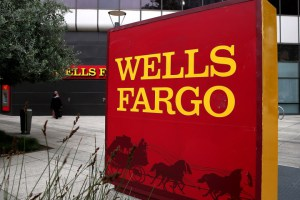 FILE: Wells Fargo Reports Higher Earnings