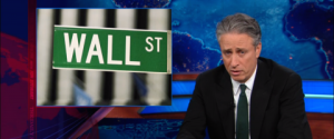 Screen Shot Jon Stewart Wall Street