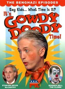Trey Gowdy :: It's Gowdy Doody Time