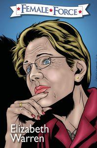 elizabeth warren comic